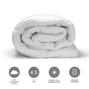 Brentfords Essentials Cool Duvet, 4.5 Tog