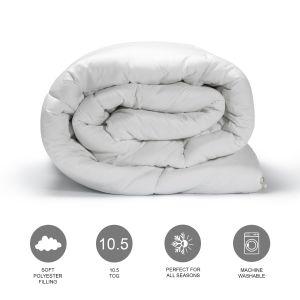 Brentfords Essentials Warm Duvet, 10.5 Tog