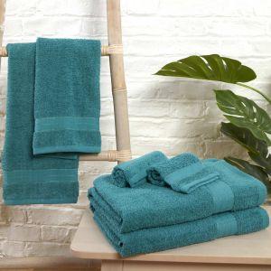 Brentfords 100% Cotton Towel - Teal