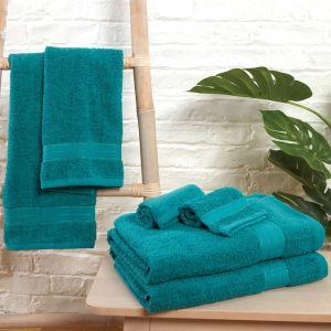 Brentfords Towel Bale 6 Piece - Teal