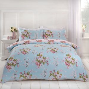 Dreamscene English Rose Duvet Set - Multi
