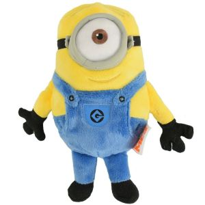 Despicable Me 3 Minions Warmables Microwave Heated Toy - Stuart