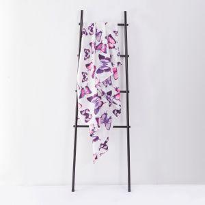 Fleece Blanket 120x150cm - Butterfly