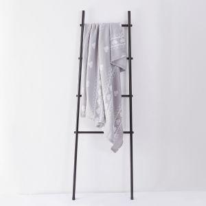 Dreamscene Nordic Fleece Throw, Grey - 125 x 150cm
