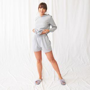 OHS Sweat Pocket Shorts - Grey