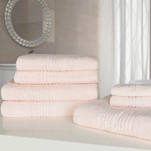 Dreamscene Towel Bale 7 Piece - Pale Pink