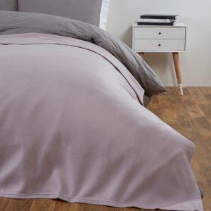 Fleece Blanket 120x150cm - Heather