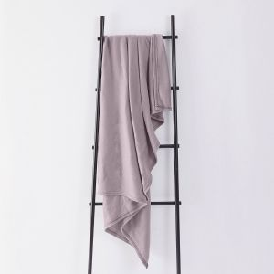 Fleece Blanket 120x150cm - Heather