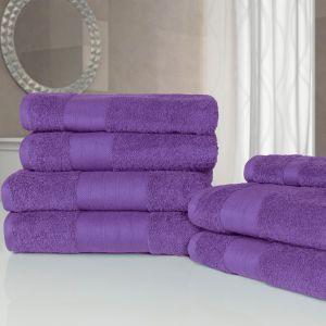 Dreamscene Towel Bale 7 Piece - Purple