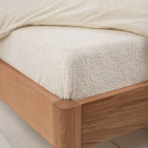 Teddy Fitted Sheet Cream