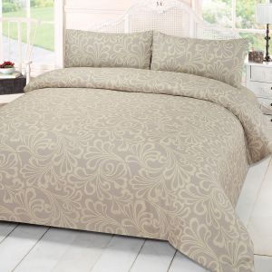 Mayfair Duvet Cover Set - Cream