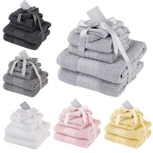 Towel Bale 6 Piece - All Colours