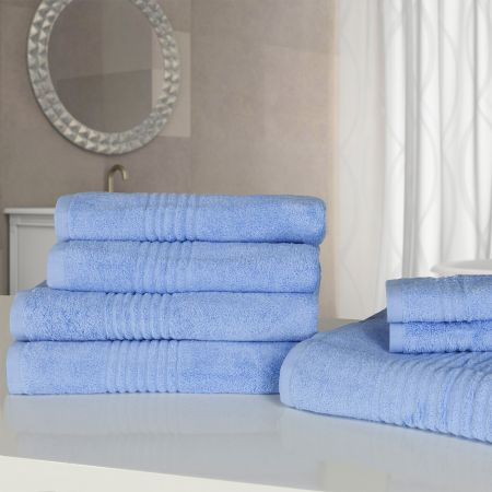 Dreamscene Towel Bale 7 Piece - Blue