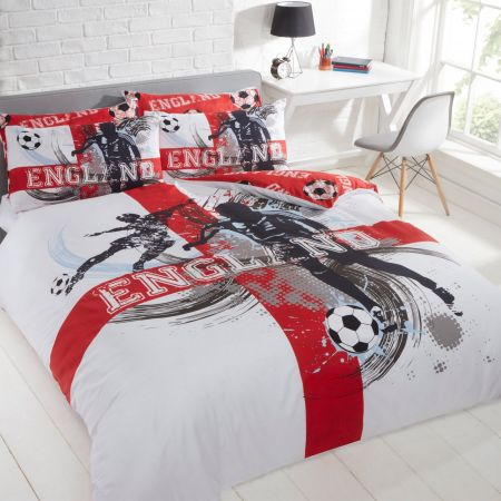 England Football Duvet Cover Set