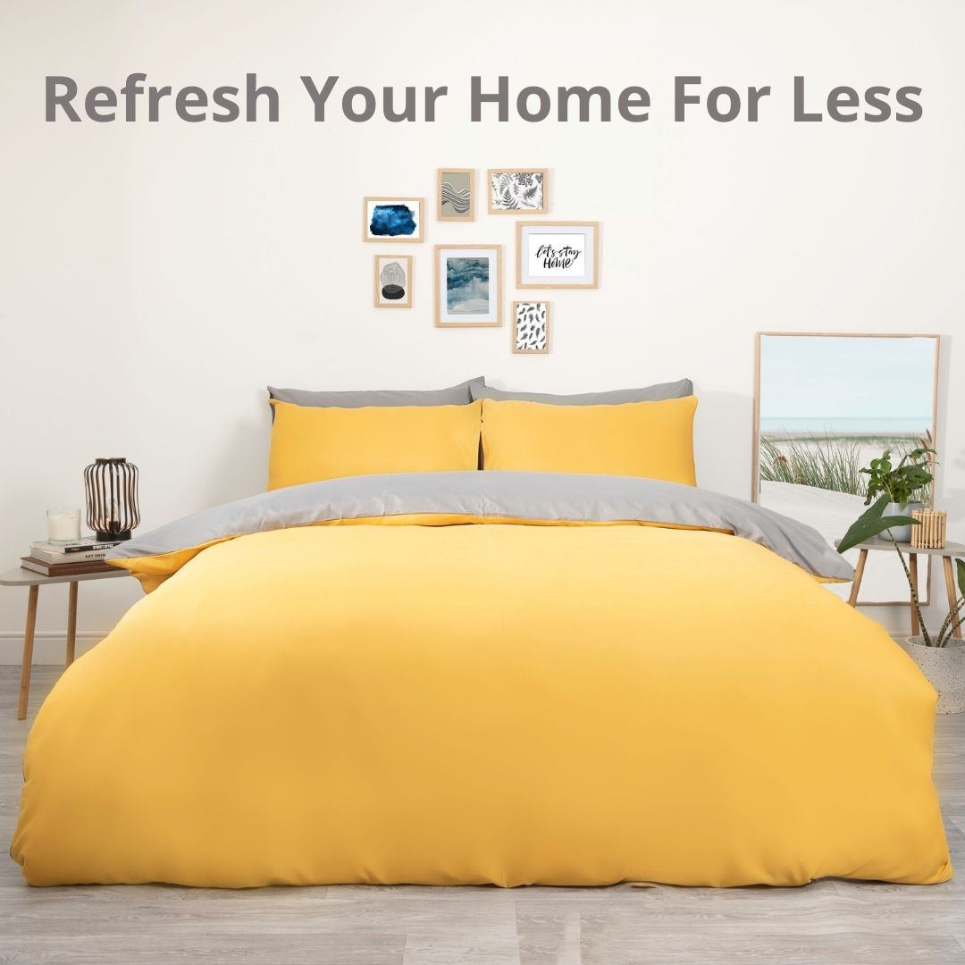 Refresh Your Home For Less