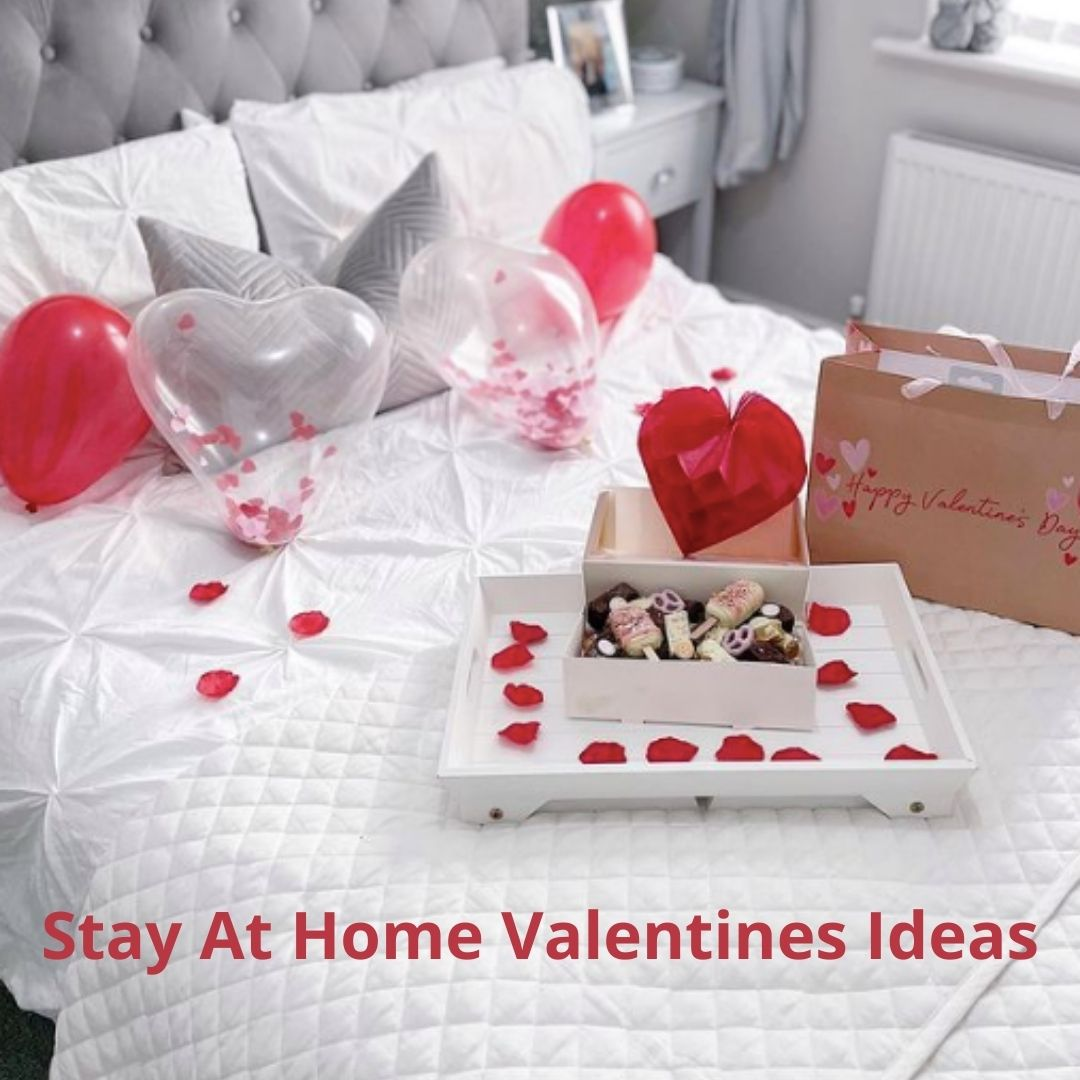 stay at home valentines date ideas
