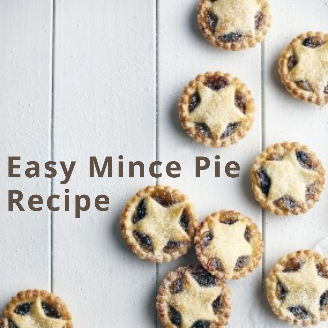 Easy Mince Pie Recipe