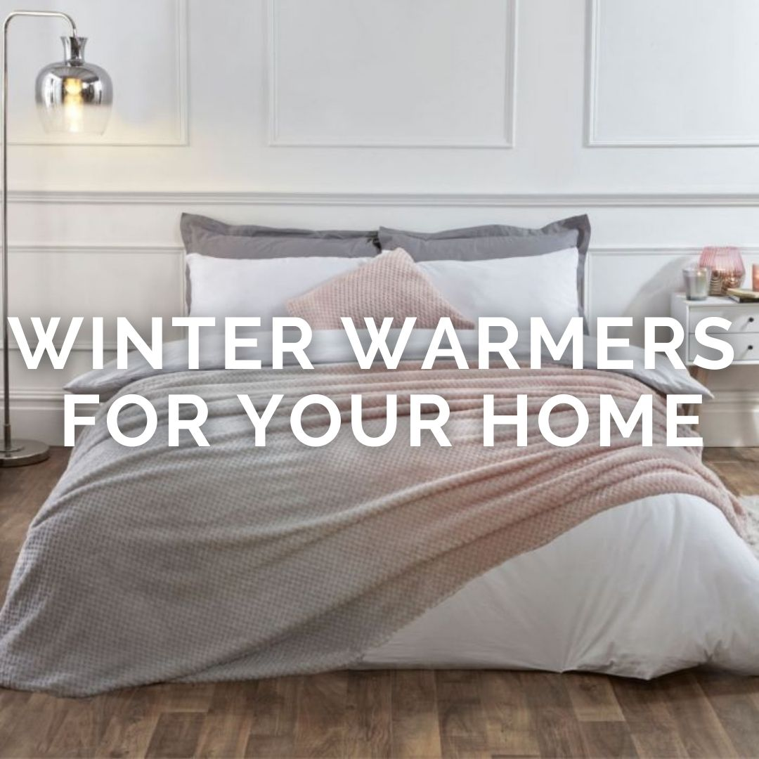 Winter Warmers For Your Home